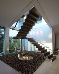 Modern Staircase Interior Designers Bangalore | Home ...