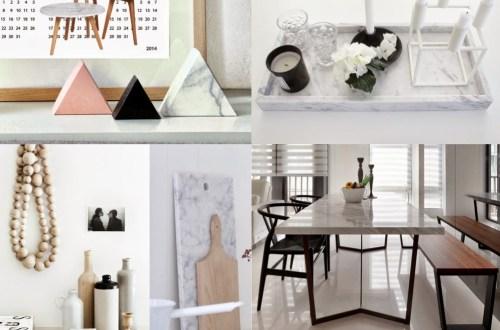 marmer - woontrend - woontrends - interieurtrend - 2014 - design - designaresse