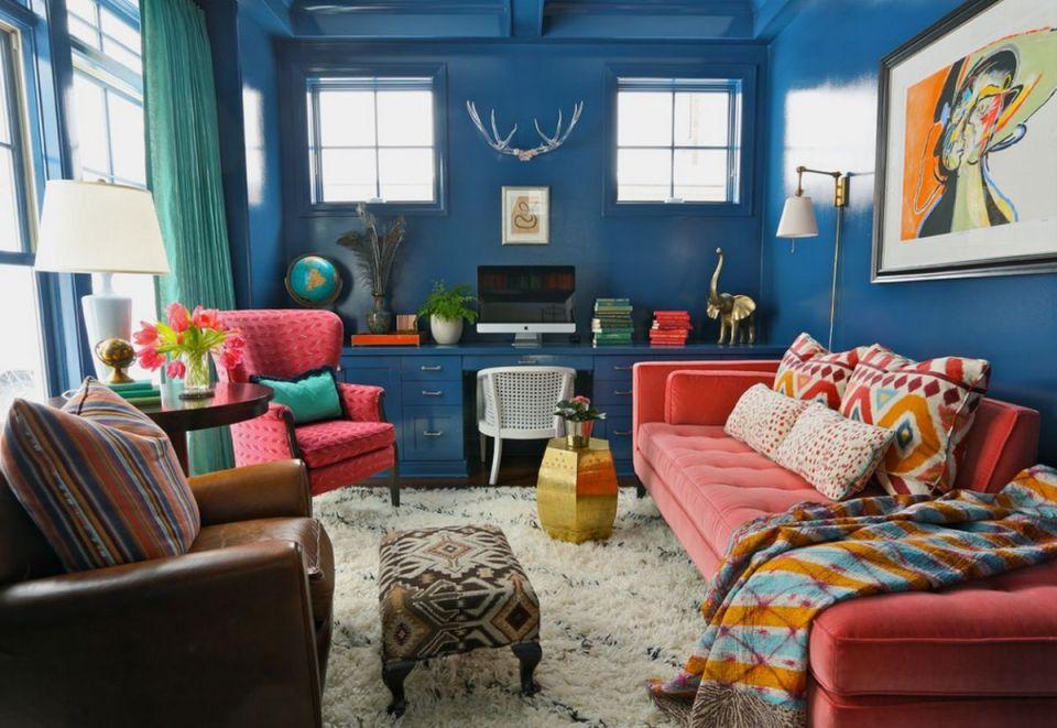 kleur - interieur - interieurinspiratie - wonen - design - designaresse