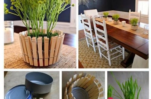 DIY bloempotje - bloemen - Designaresse