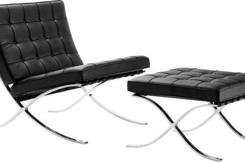 Barcelona chair - Ludwig Mies van der Rohe - Designaresse