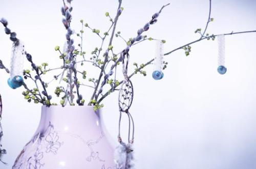 Lente vaas - DIY - Designaresse