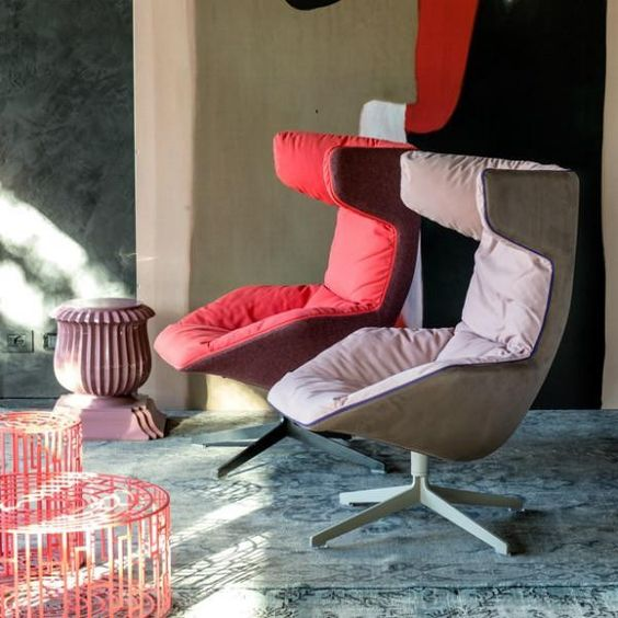 Take a line for a walk - Moroso - Designaresse