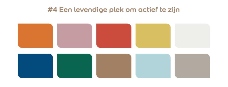 Spiced - Honey - Flexa - 2019 - kleur - inspiratie - designaresse - ACT