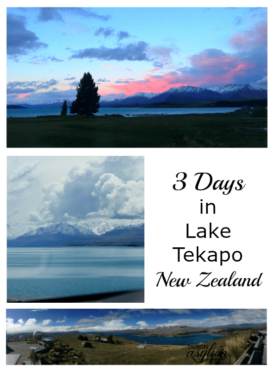 Design Asylum Blog | Travel to Lake Tekapo NZ