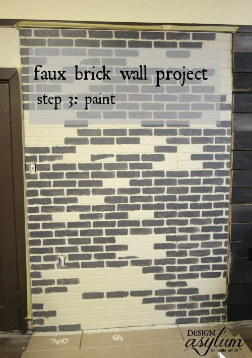 Faux brick walls | Design Asylum Blog