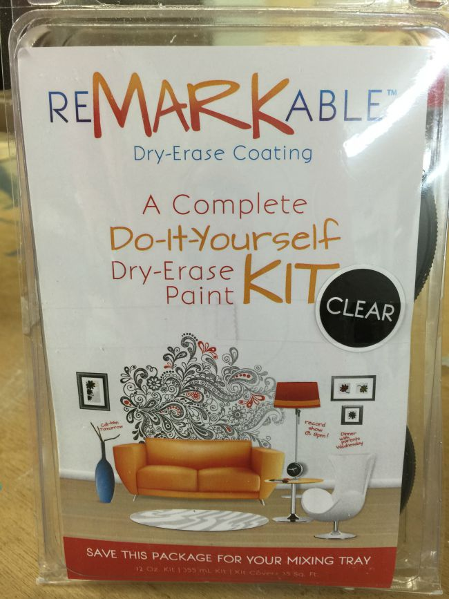It's F* UP FRIDAY! Furniture Upcycle Friday is here!! Check out this fabulous furniture makeover uisng ReMARKable Dry Erase Coating..