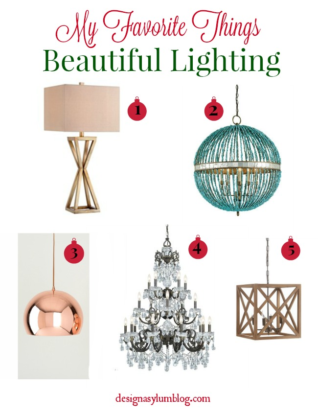 My Favorite Things for DIY, Lighting, Decor, Clothing, Acrylic, Organization! And a huge Giveaway you will not want to miss!