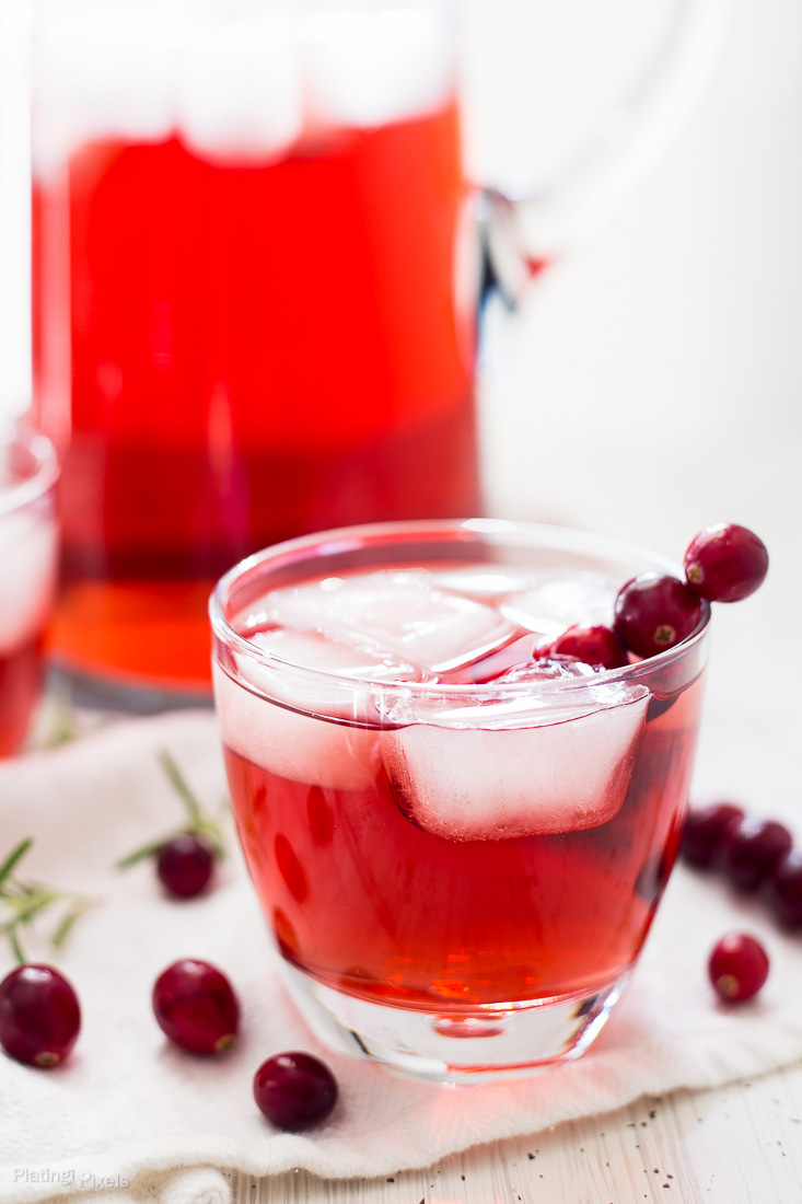 'Tis the season to be merry! Here are 12 Easy Christmas Cocktails that will make your holidays even more merrier. Christmas Cocktail Recipes.