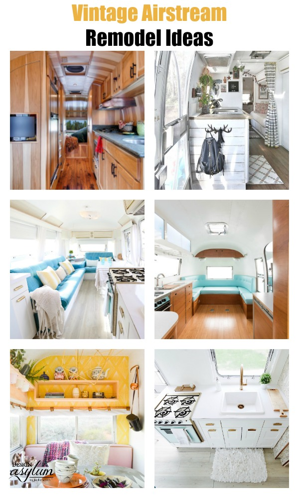 Take A Look At These Vintage Airstream Remodel Ideas. This Roundup Is Full  Of Inspirational