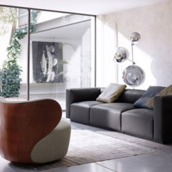 Chair Mobile Stand Lift Recliners Walter Knoll - Bao Sessel (design: Eoos.)