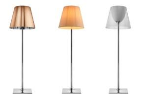 FLOS   Stehleuchte KTRIBE F2 / F3 design Philippe Starck ...