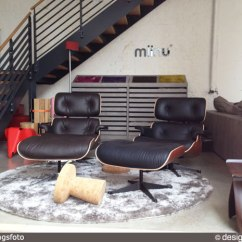 Vitra Lounge Chair Orange Metal Chairs Eames Gebraucht Crosshatch Herman Miller From Awesome With