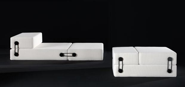 largo sofa kartell high end - trix liege (design: piero lissoni)