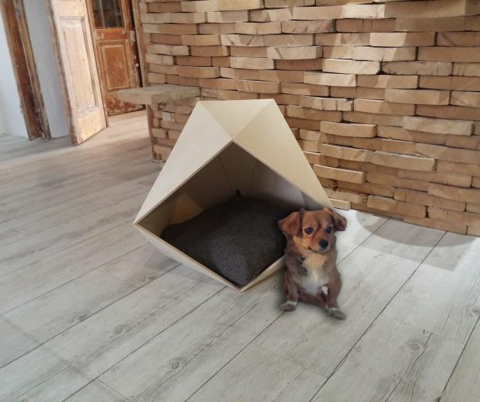 polly hendrix cuccia cani design
