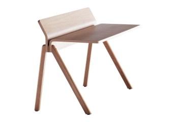 scrivania plywood desk cph190 hay