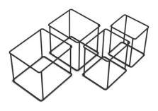 moduli-per-libreria-in-metallo-quake-by-ENOstudio