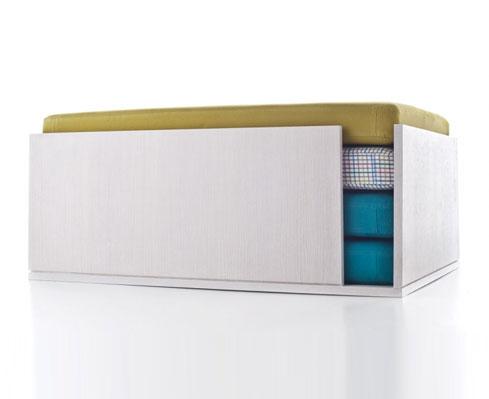 Formabilio Alop Tavolo con sedure relax e letto