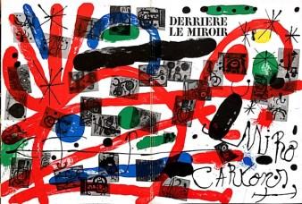 01_Fascicolo 151-152 di Derriere le miroir, con 26 litografie originali di Miro', 1965_1