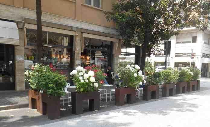 fioriera divisorio giardino corten 2