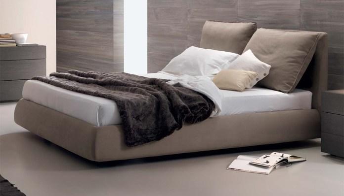 camera da letto tortora