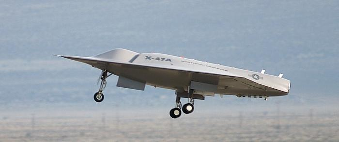 Northrop Grumman X 47 Pegasus