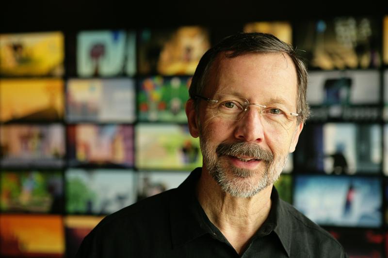 Pixar's Ed Catmull