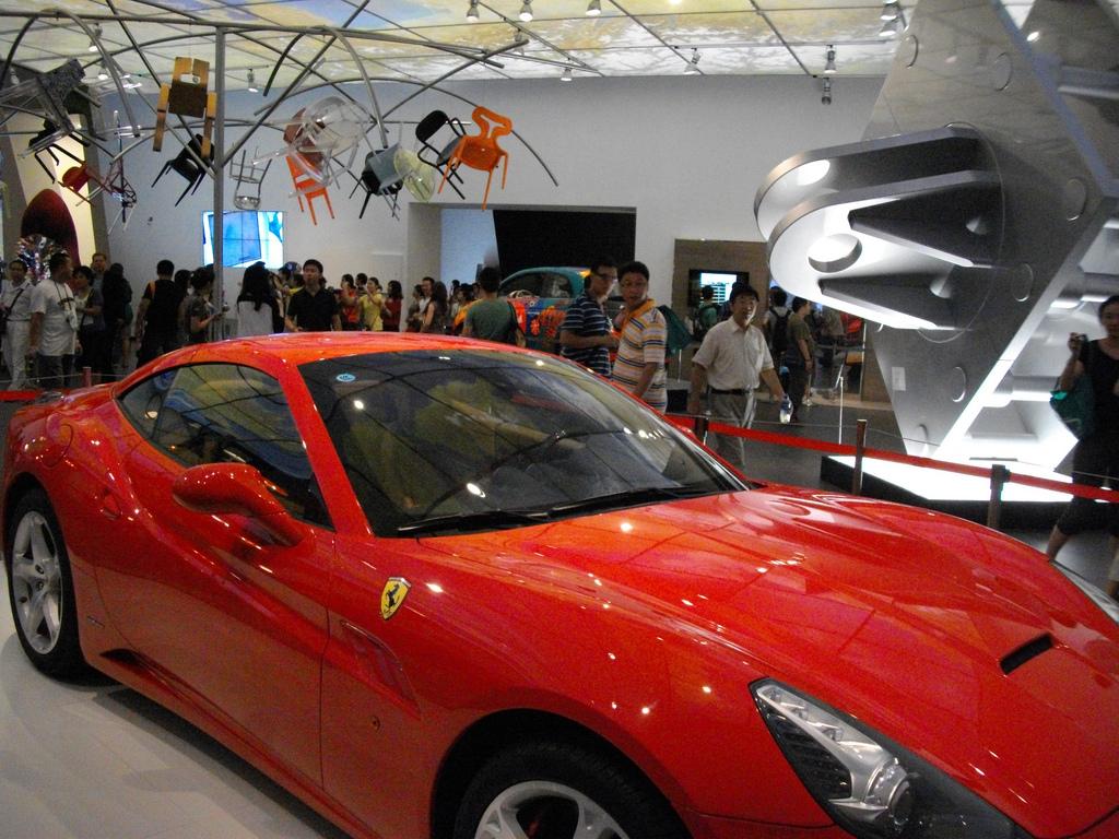 Shanghai World Expo: ITALY PAVILION