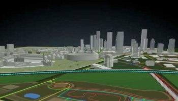 AutoCAD Map3D