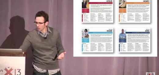 Josh Cothran: Personas made Personal