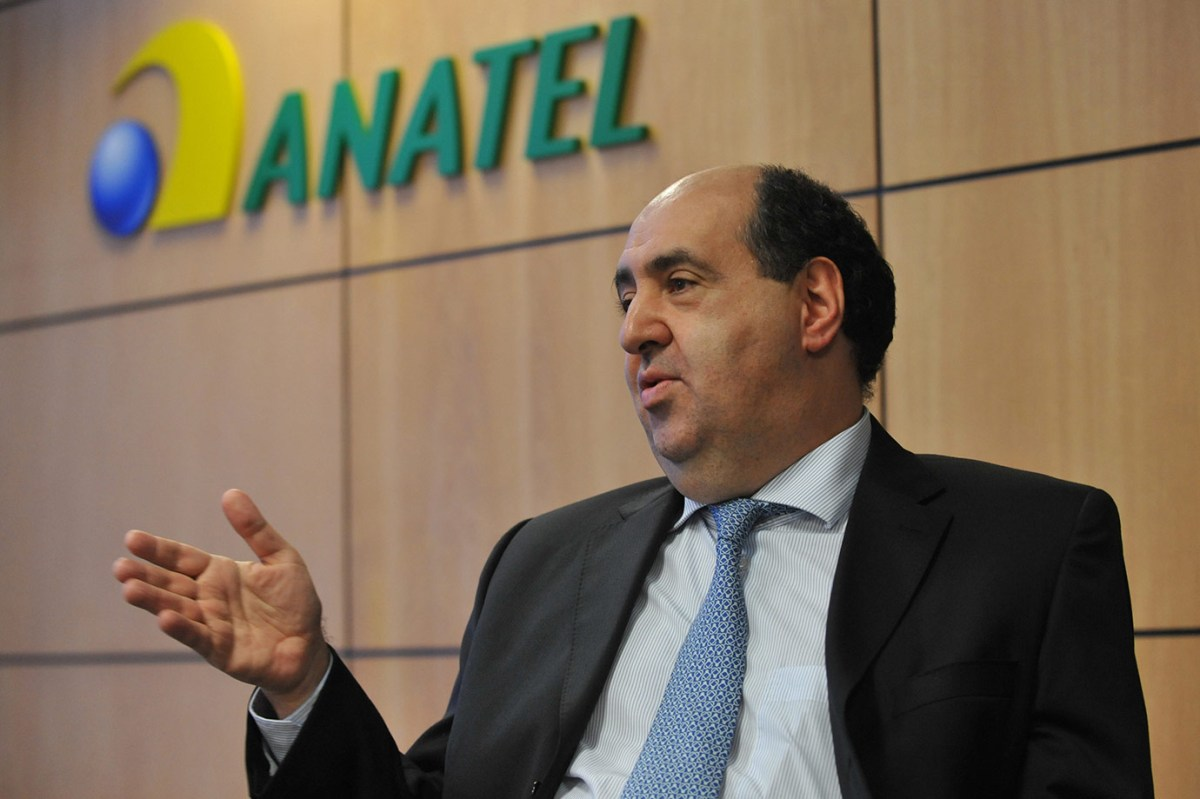 João Rezende, President of The National Telecommunications Agency (Anatel)