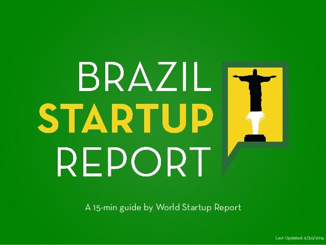 Brazil Startup Report