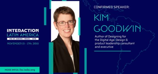 Kim Goodwin at IxDA's ILA2018