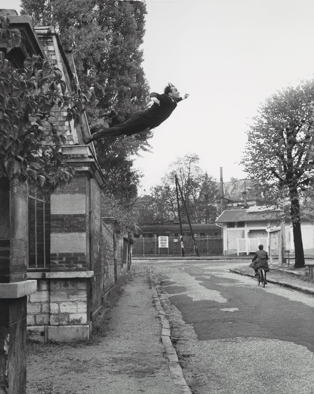 Yves Klein Paris 1960