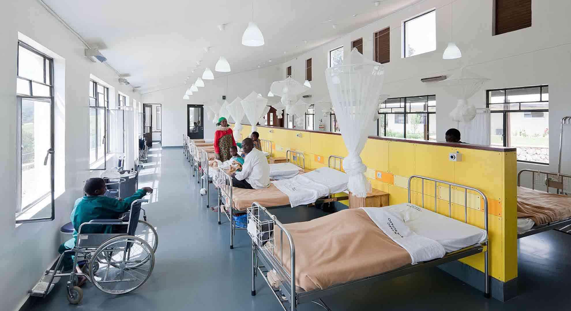 Butaro Hospital Rwanda