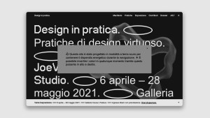 Design in pratica