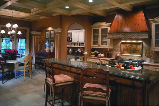 The Entertaining Kitchen Design Basics