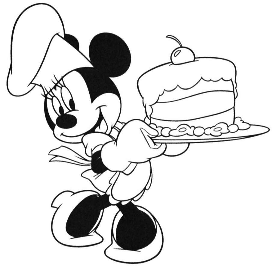 Disney Junior Minnie Mouse Coloring Pages Epin Free Graphic