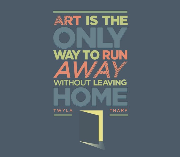 Quotes Typography Design Art