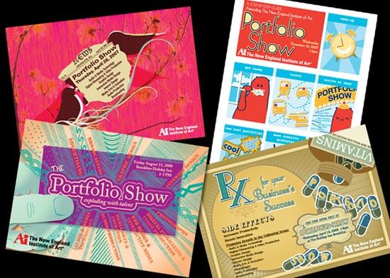30 Simple & Creative Postcard Design Ideas – Designbolts