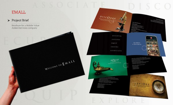 Beautiful Corporate Brochure Design Ideas Examples
