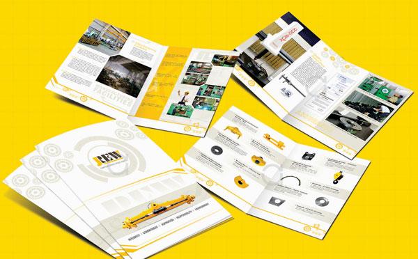 20 New Beautiful Corporate Brochure Design Ideas Examples