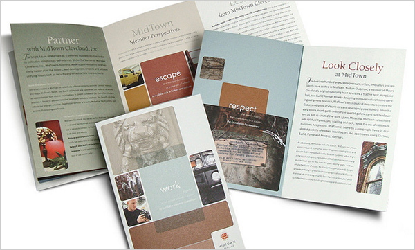 20 New Beautiful Corporate Brochure Design Ideas Examples