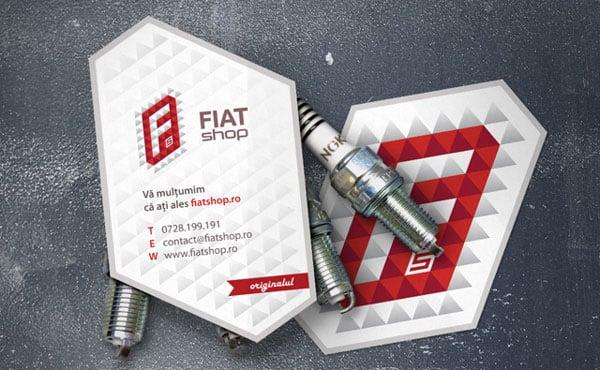 FiatShop-romanian-Car-Part-Selling-Company-Logo-&-Business-Card-Design