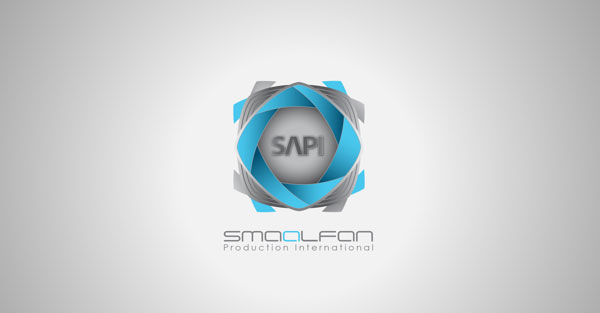 Smaa-Al-Fan-Production-business-card-&-logo-design