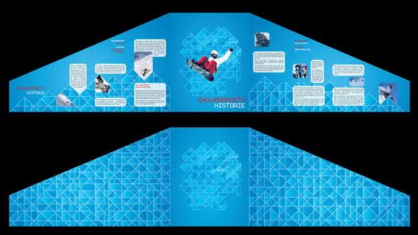 Snowboard-creative-brochure-design