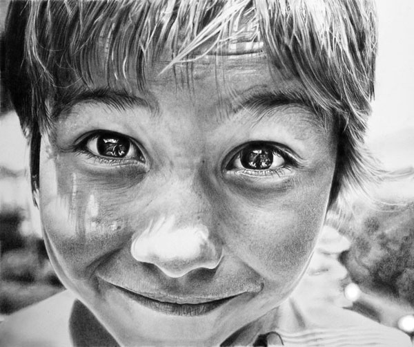 A Showcase of Amazing, Photo-Realistic Pencil Drawings ...
