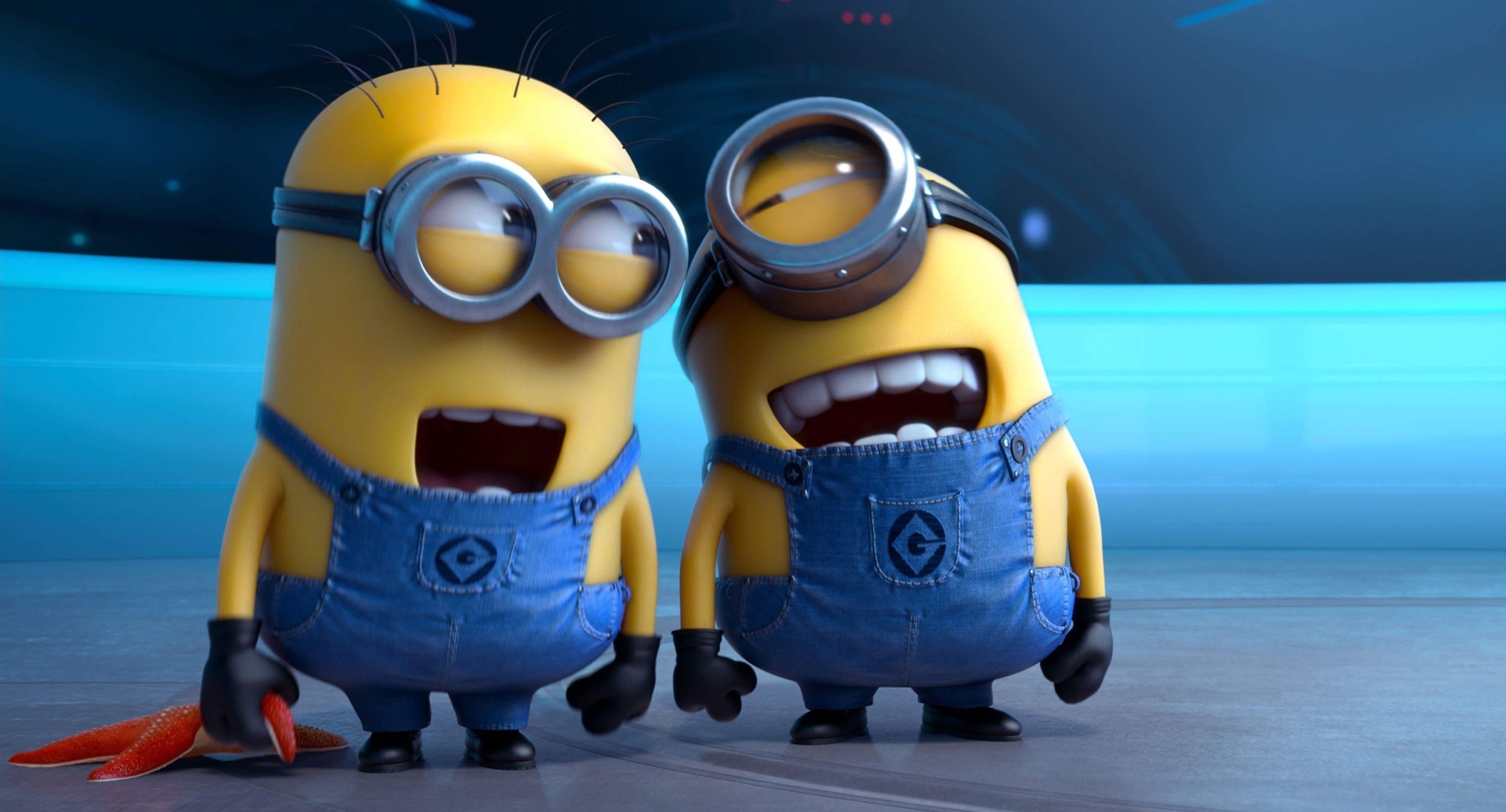 Cute Girly Elephant Wallpaper A Cute Collection Of Despicable Me 2 Minions Wallpapers