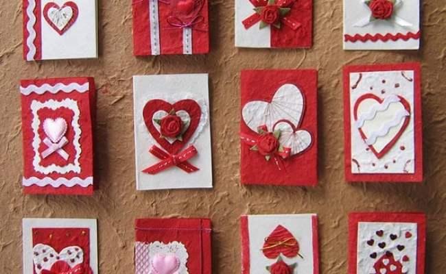 25 Beautiful Valentine S Day Card Ideas 2014