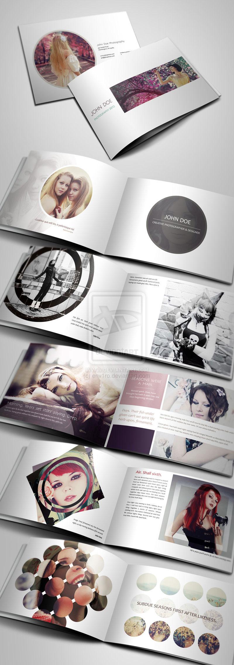 20 Beautiful Modern Brochure Design Ideas for Your 2014 Projects  Designbolts